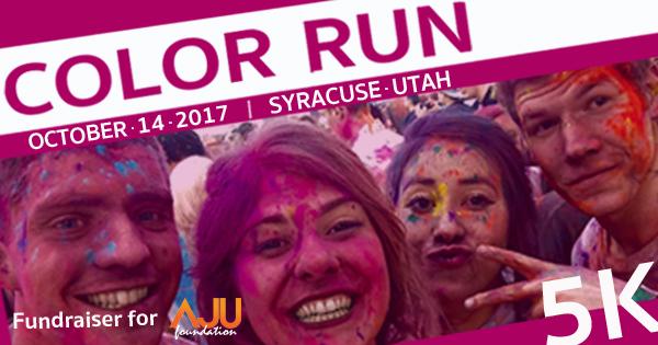 Syracuse, UT 5k color run