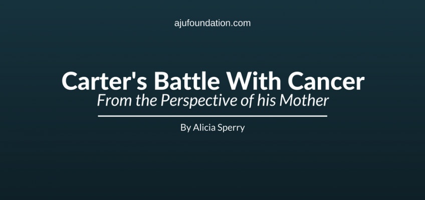 Carter's Battle With Cancer