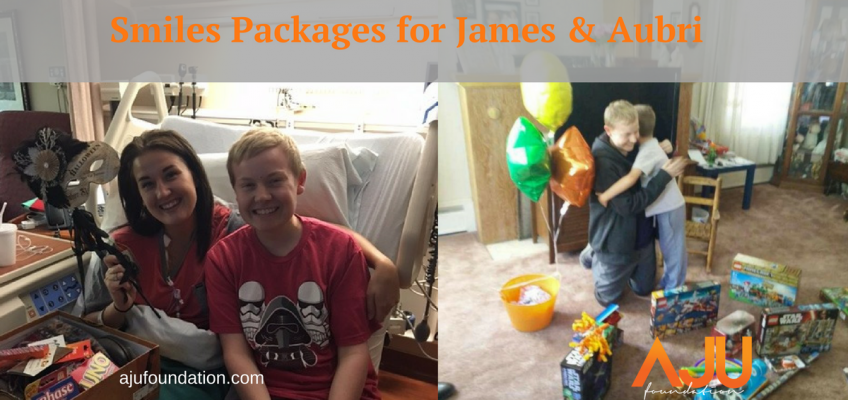 James & Aubri Smiles Packages